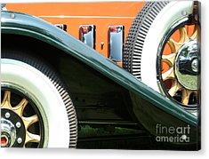Wheels Acrylic Print
