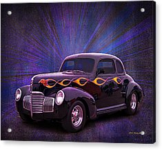 Wheels Of Dreams 2b Acrylic Print