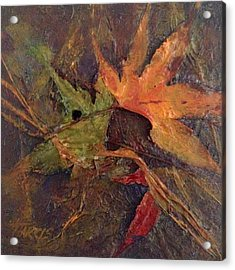 When Autumn Comes... Acrylic Print