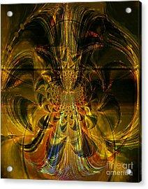 When Imagination Goes Deeper Acrylic Print