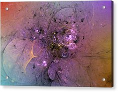 When Love Finds You Acrylic Print