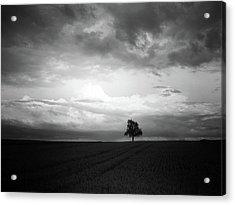 When Night Falls Acrylic Print