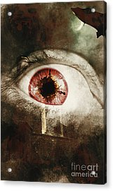 When Souls Escape Acrylic Print