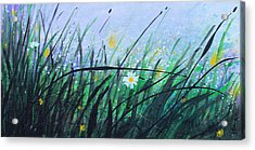When The Rain Is Gone Acrylic Print