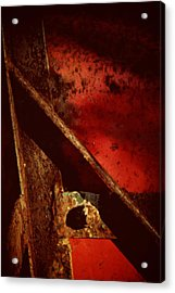 When We Come To It Acrylic Print by Odd Jeppesen