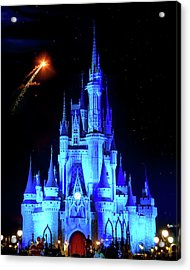When You Wish Upon A Star Acrylic Print