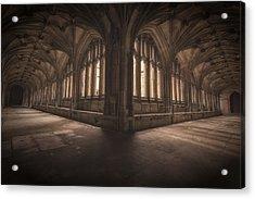 The Grace Of Light Acrylic Print