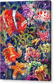 Where's Nemo Acrylic Print