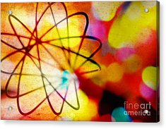 Whisk ...altered Images Series Acrylic Print