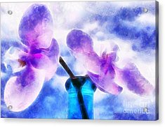 Whisper In The Morning Acrylic Print