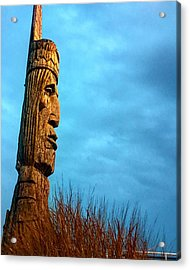Acrylic Print featuring the photograph Whispering Giant by Sumoflam Photography