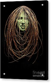 Whispers Acrylic Print by Adam Long
