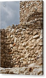 Acrylic Print featuring the photograph Whispers From The Past by Phyllis Denton