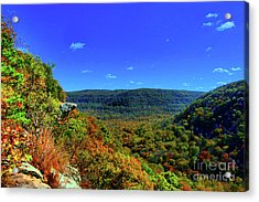 Whitaker Point Acrylic Print by Kevin Kuchler