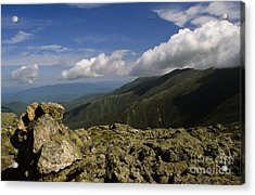 White Mountain National Forest - New Hampshire Usa Acrylic Print by Erin Paul Donovan