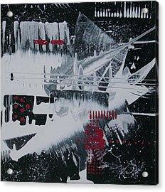White Noise #1 Acrylic Print