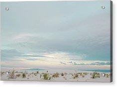 White Sands National Park Acrylic Print