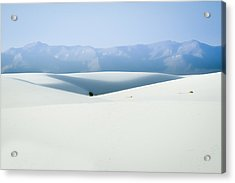 White Sands, New Mexico Acrylic Print