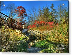 White Water State Park 2 Acrylic Print