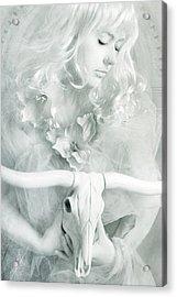 White Witch II Acrylic Print
