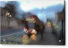 Acrylic Print featuring the photograph Whitehall by Alex Lapidus