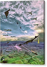 Whiteman Air Force Base Acrylic Print