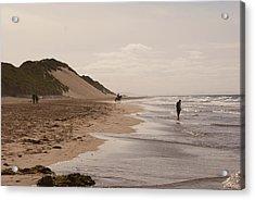 Whiterocks Beach Acrylic Print