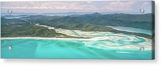 Whitsunday Wonders Acrylic Print by Az Jackson