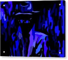 Who Is John Galt Acrylic Print
