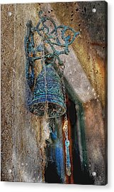 Who Tolls The Bell Acrylic Print by Dorothy Berry-Lound