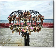 Whole Lotta Love Acrylic Print