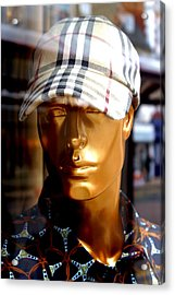 Whoops Chav Acrylic Print by Jez C Self