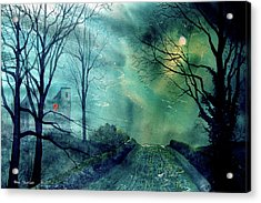 Whorlton Castle Acrylic Print