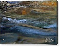 Whychus Creek Acrylic Print