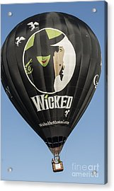 Wicked Acrylic Print by Juli Scalzi