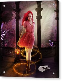 Wicked Acrylic Print