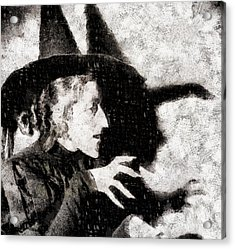 Wicked Witch, Wizard Of Oz Acrylic Print