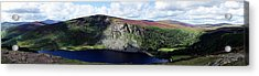 Wicklow Mountains In Ireland Acrylic Print by Michelle Joseph-Long