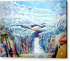 Wild America Acrylic Print
