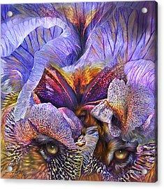 Wild Goddess - Tigress Acrylic Print