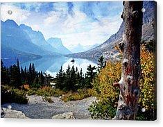Wild Goose Island 1 Acrylic Print by Marty Koch