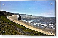 Wild Rivers Coast Acrylic Print