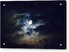 Wild Sky Acrylic Print