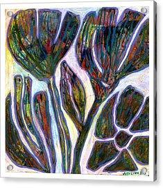 Wild Weed 3 Acrylic Print