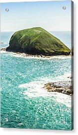 Wild Western Waters Acrylic Print