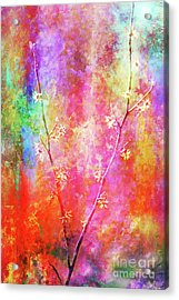 Wild, Wild, Witch Hazel Acrylic Print