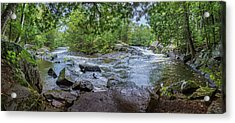 Acrylic Print featuring the photograph Wilderness Waterway by Bill Pevlor