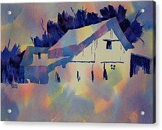 Wilkins Farm Acrylic Print