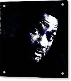 Will Smith 4f Acrylic Print by Brian Reaves