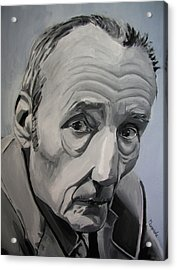 William Burroughs Acrylic Print